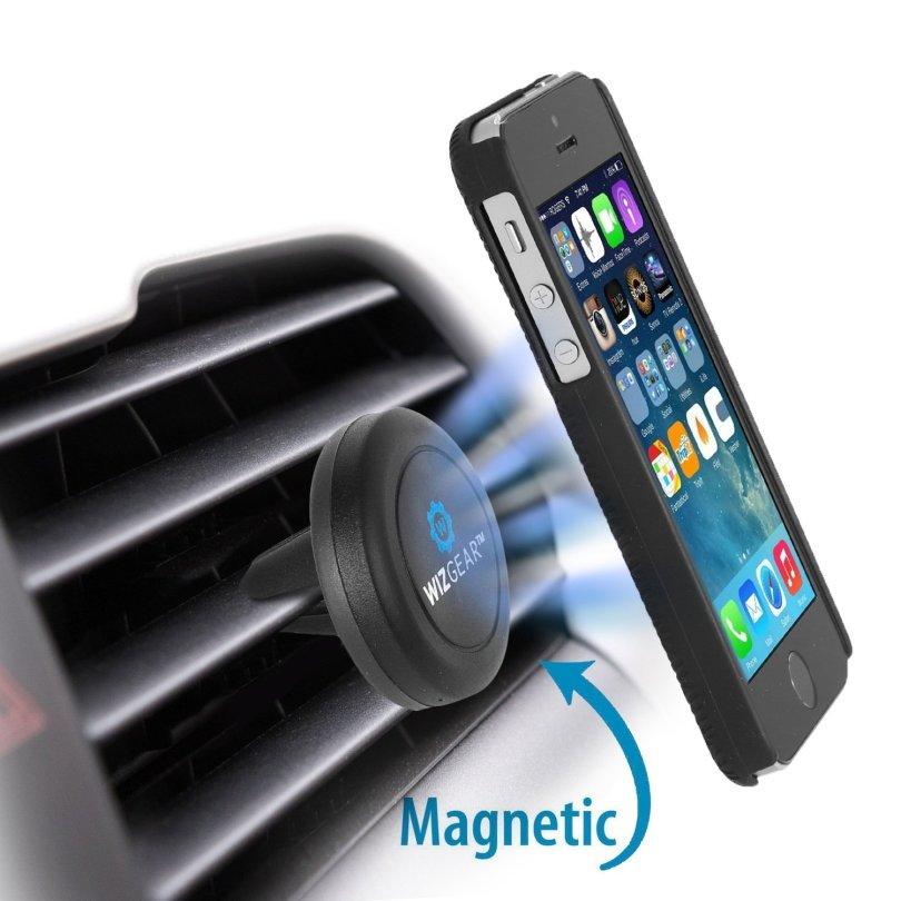 Air Vent Magnetic Car Mount Holder_2