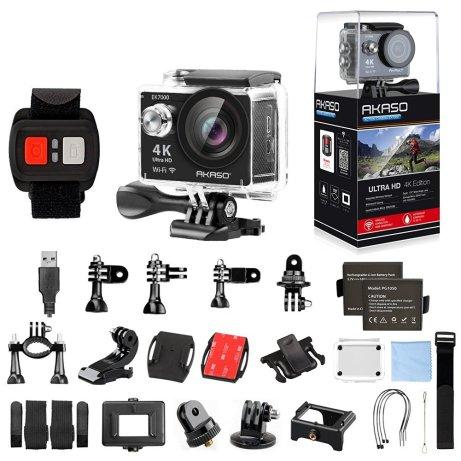 AKASO EK7000 4K WIFI Sports Action Camera _6