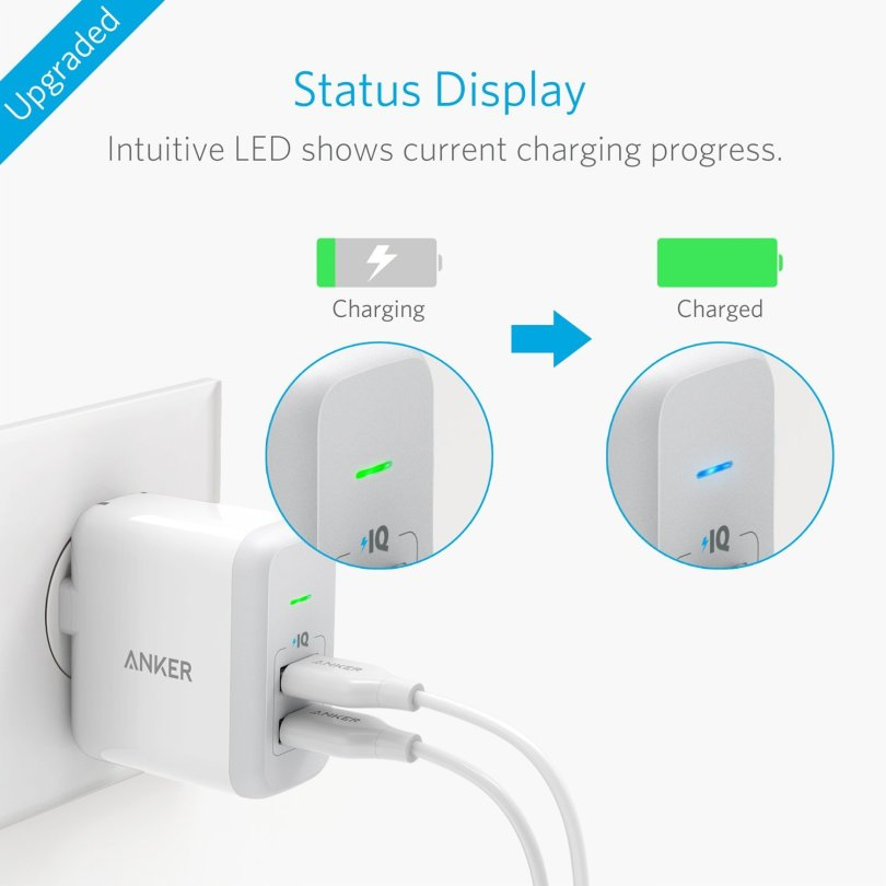 Anker 2-Port 24W USB Wall Charger _4