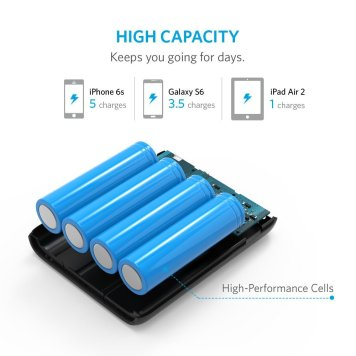 Best Anker Portable Charger from Anker 13000 mAh