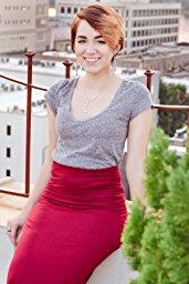 Azules Women_s Rayon Span Maxi Skirt_10