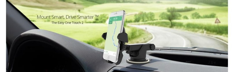 Best Car Mount Holder for iPhone 7_1