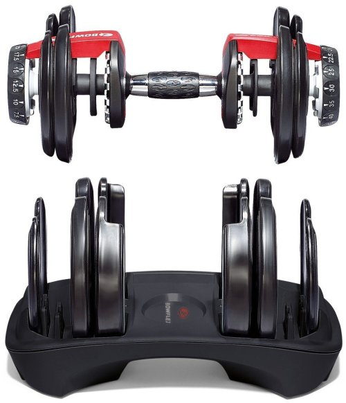 Bowflex SelectTech 552 Adjustable Dumbbells_2