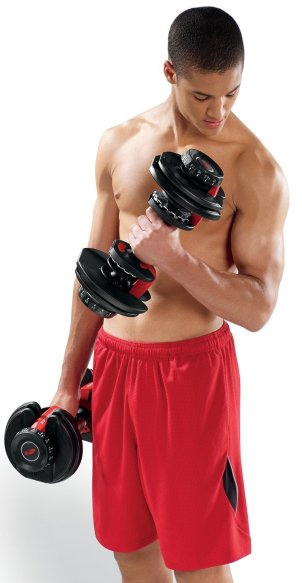 Bowflex SelectTech 552 Adjustable Dumbbells_3