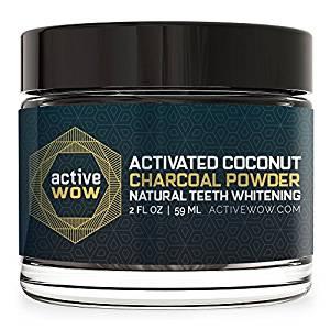 Charcoal Powder Natural Teeth Whitening_1