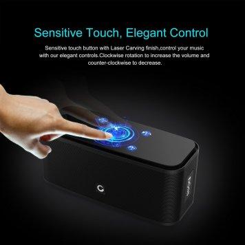 DOSS Touch Wireless Bluetooth V4.0 Portable Speaker_2