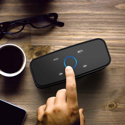DOSS Touch Wireless Bluetooth V4.0 Portable Speaker_5