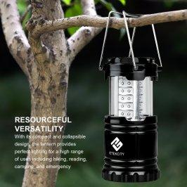 Etekcity 2 Pack Portable Outdoor LED Camping Lantern_3