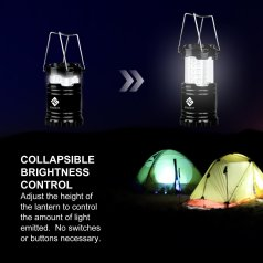 Etekcity 2 Pack Portable Outdoor LED Camping Lantern_5