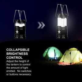 Etekcity 2 Pack Portable Outdoor LED Camping Lantern_5