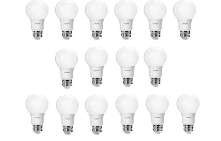 Philips 461129 60 Watt Equivalent Soft White A19 LED Light Bulb_1