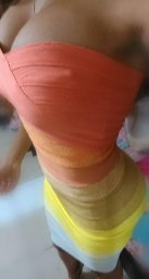 Strap Party Pencil Dress_14