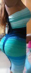 Strap Party Pencil Dress_15