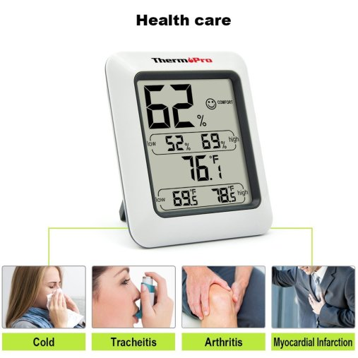 ThermoPro TP50 Hygrometer _2