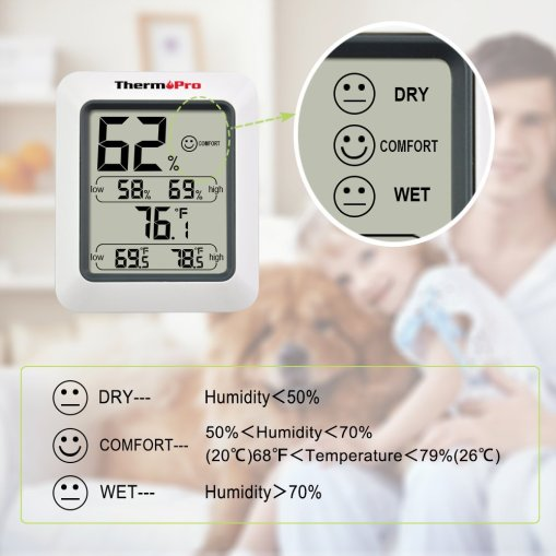 ThermoPro TP50 Hygrometer _3