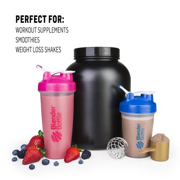 BlenderBottle Classic Loop Top Shaker Bottle_2
