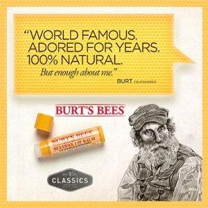 Burt's Bees 100% Natural Moisturizing Lip Balm_4