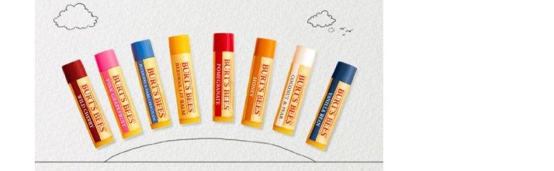Burt's Bees 100% Natural Moisturizing Lip Balm_6