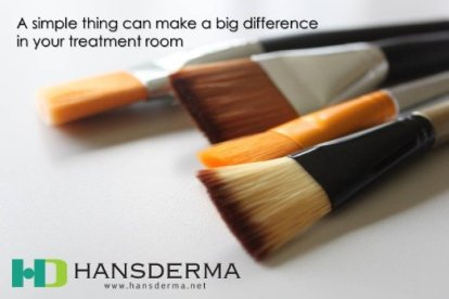 Hansderma SkinSoft Facial Mask Brush_4