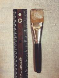 Hansderma SkinSoft Facial Mask Brush_6