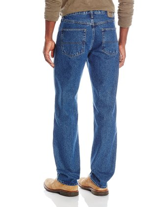 Wrangler Authentics Men's Classic Regular-Fit Jean_2
